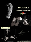tyo bazz,one man band,troubadour,chanson française,folk,blues,concert à la maison,concert at home,tiny concert
